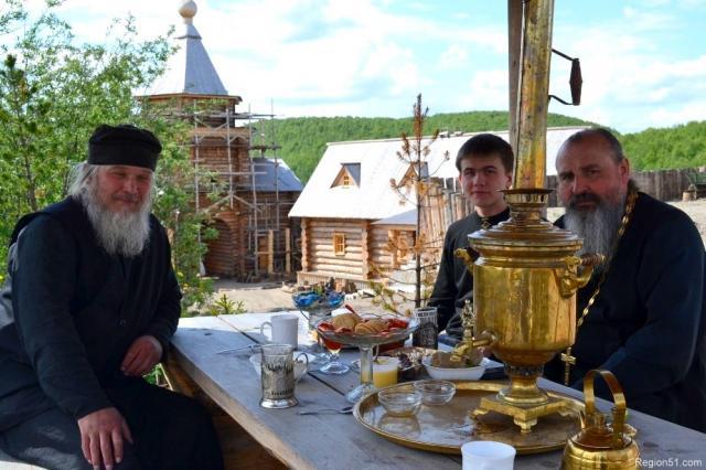 Трифонов Печенгский монастырь (Мурманск)