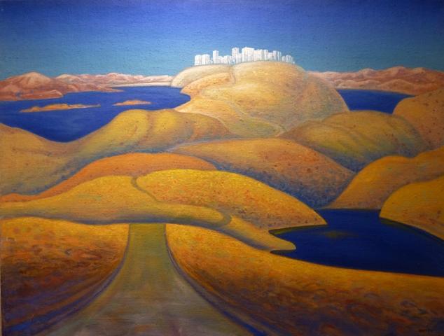 Мурманский музей покажет работы Арви Хуттунена