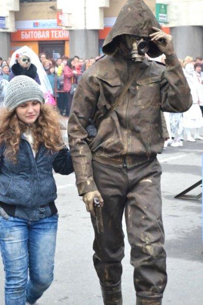 фестиваль живых скульптур