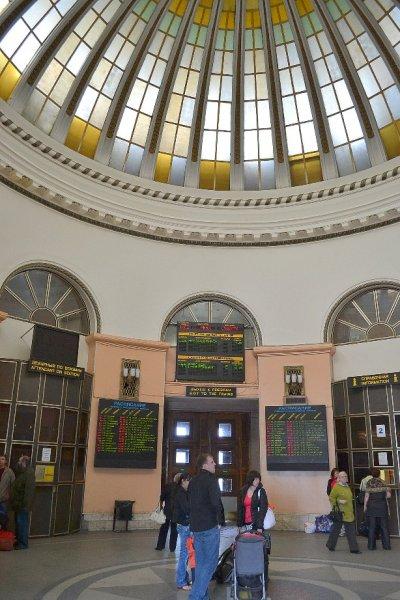 Мурманский вокзал