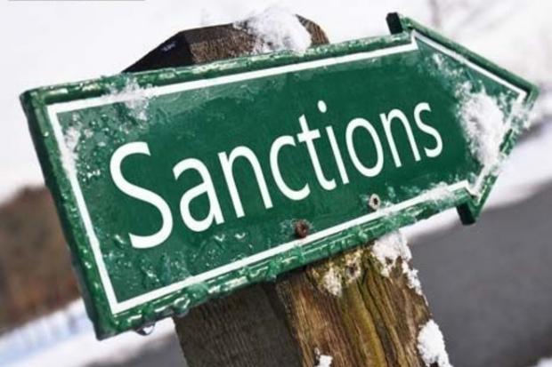 Норвегия, санкции