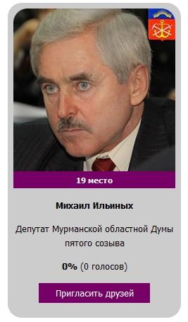 Михаил Ильиных