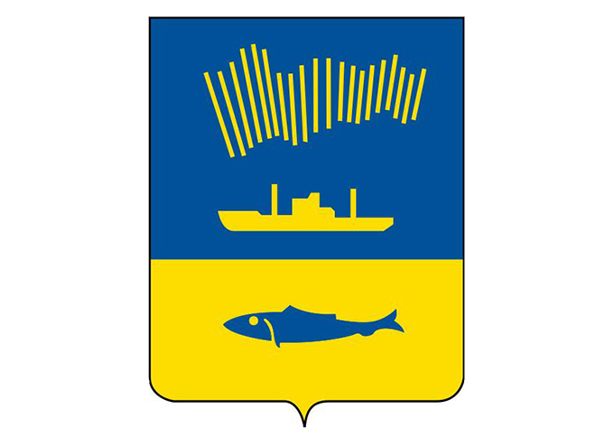 Старый герб Мурманска