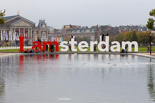 Логотип Амстердама