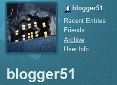 Блоггер51 в ЖЖ