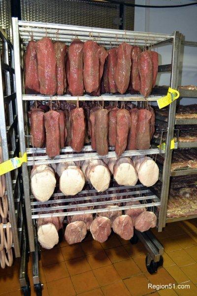 мясная продукция компании Мелифаро