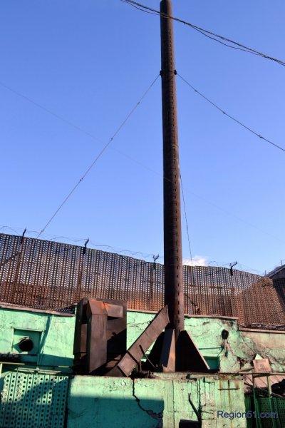Угольная котельная в исправительной колонии №17