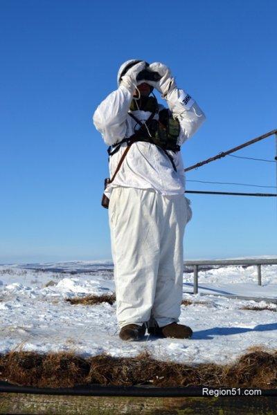 мотострелковая бригада в Печенге