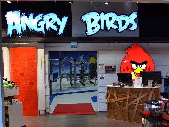 Angry Birds парк