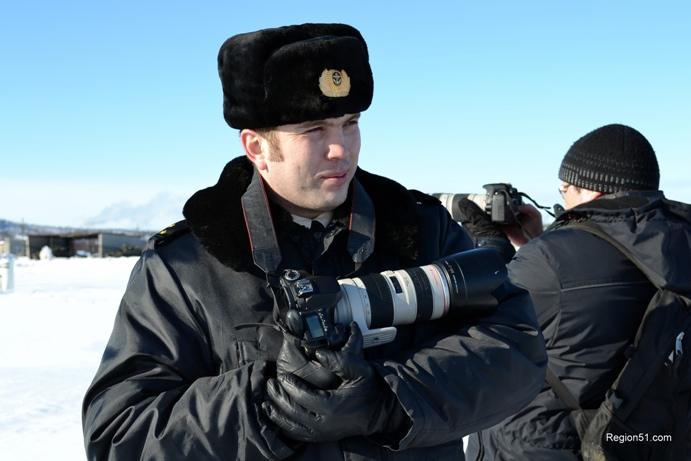 200-я мотострелковая бригада в Печенге