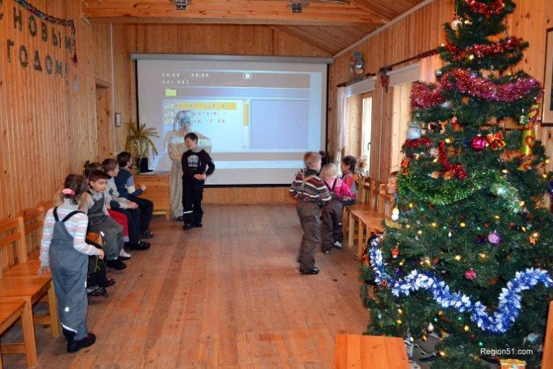 визит-центр в Лапландском заповеднике