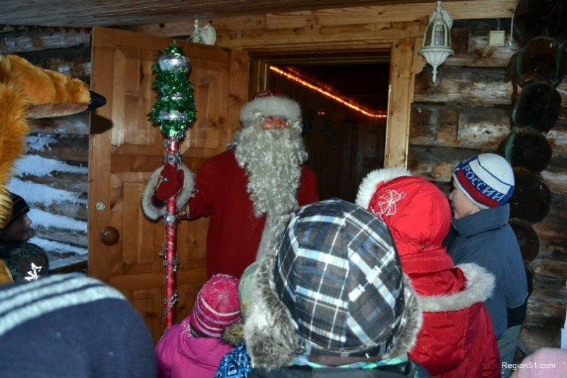 Лапландский Дед Мороз