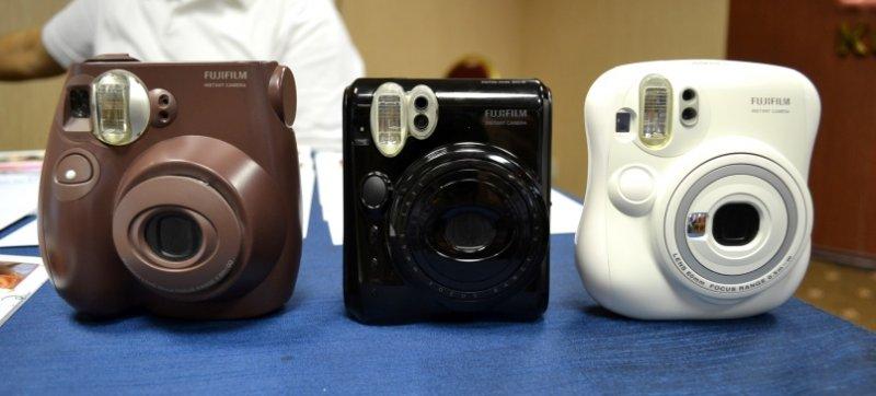 Камеры моментальной печати, fuji instax и пленка для них