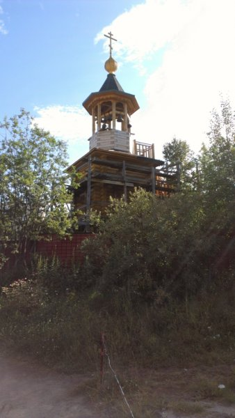 Церковь введения во храм Пресвятой Богородицы на улице Бабикова