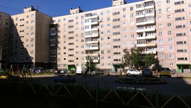 улица Крупской, Мурманск