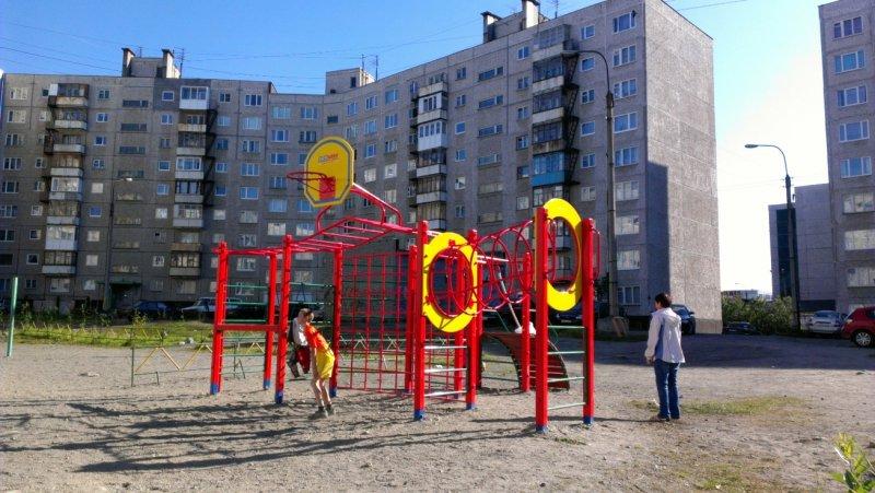 площадка на Крупской, 39