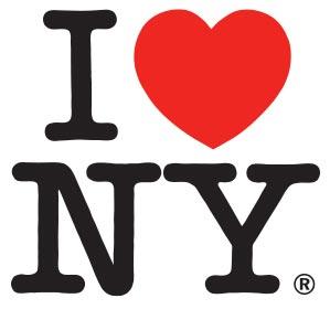 Логотип Нью-Йорка