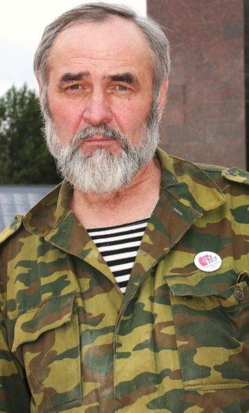 Михаил Орешета